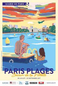 Paris Plage 2017