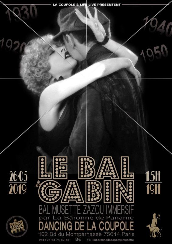 bal à Gabin